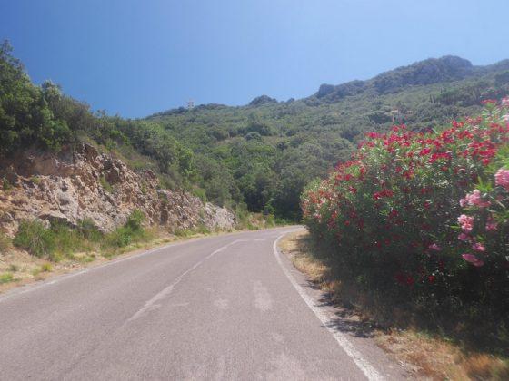 route panoramique monte argentario