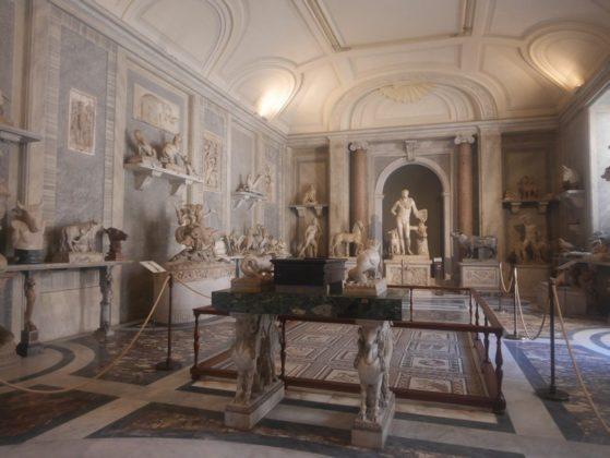 salle musée du vatican