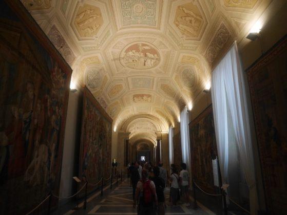 gallerie musée du vatican