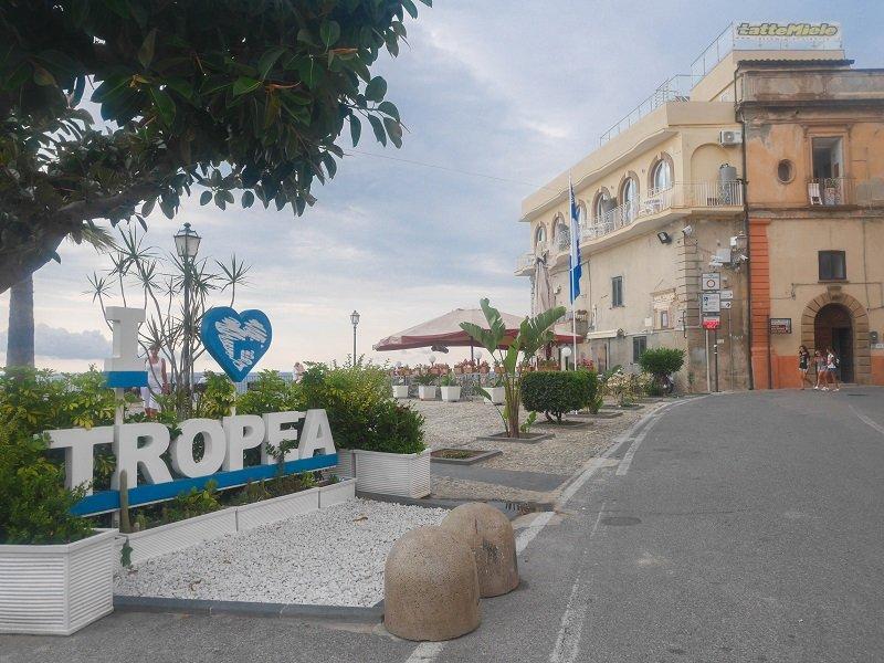 piazza Del Cannone tropea