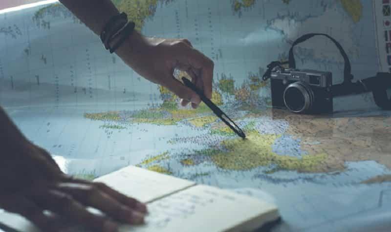 plan de voyage