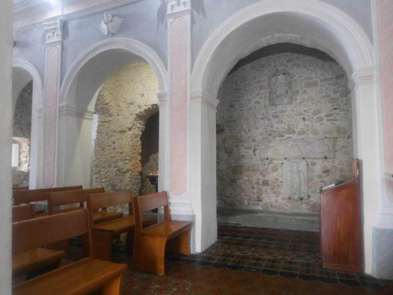 intérieur santa maria dell'isola