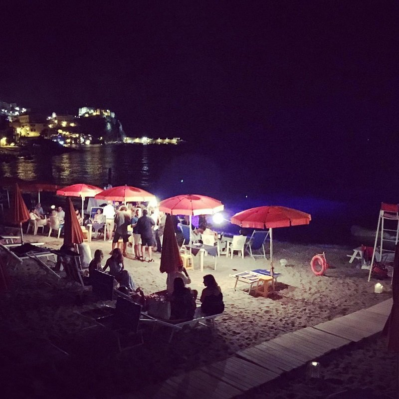 scilla nuit plage