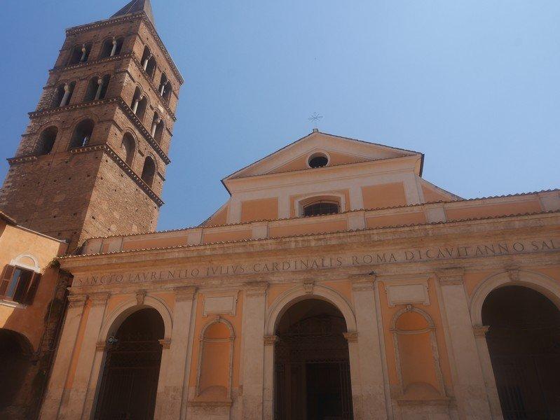 cathédrale san lorenzo tivoli
