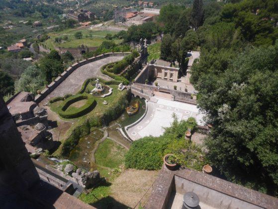 jardin villa d'este