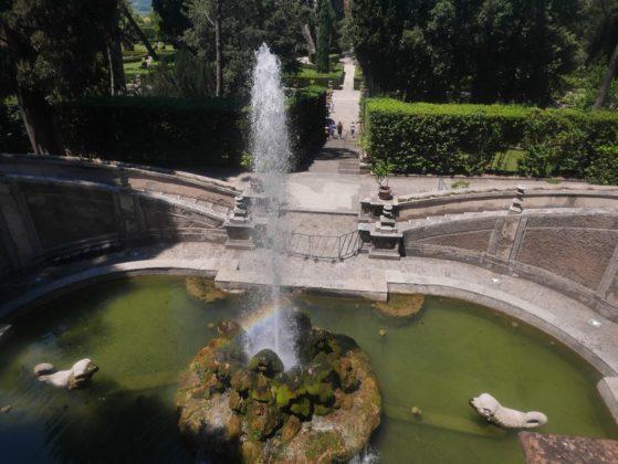 fontaine villa d'este