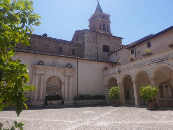 entrée villa d'este tivoli