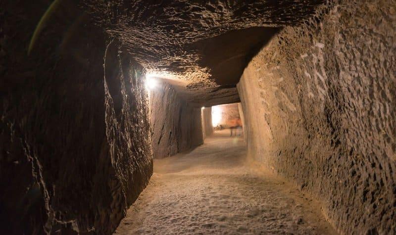 Le Naples souterrain et le tunnel Borbonico
