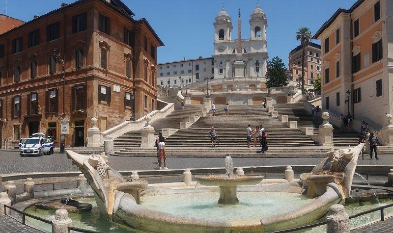 Visiter Rome en 1 jour