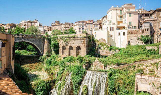 Visiter Tivoli en Italie