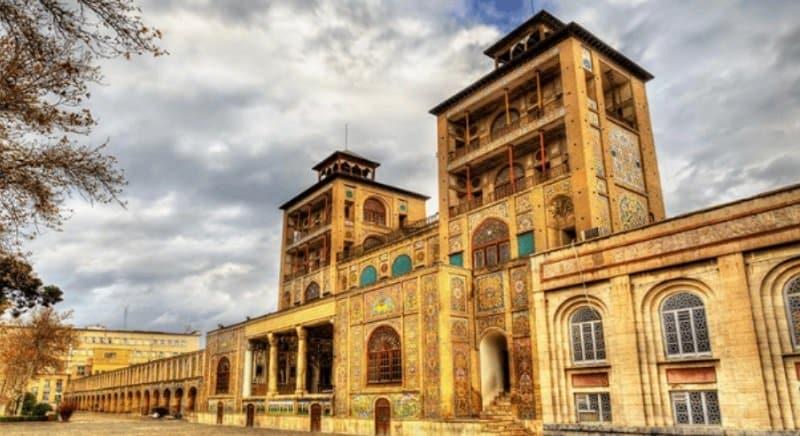 Palais Golestân