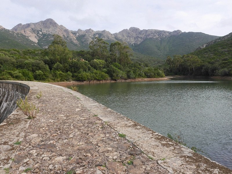 barrage de l'argentella