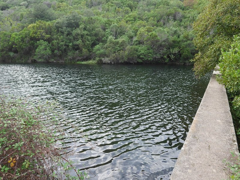 barrage de calca galéria
