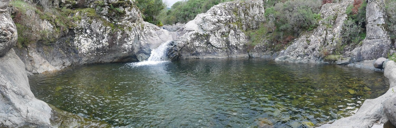 vallée du fango piscine naturelle
