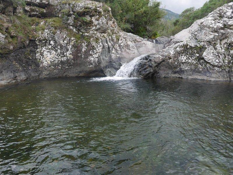 piscine naturelle corse
