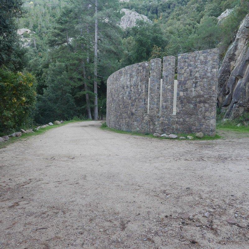 randonnée forêt de bonifato