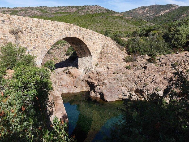 vallée du fango ponte vecchiu