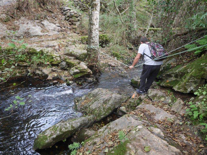 passage de rivière calca