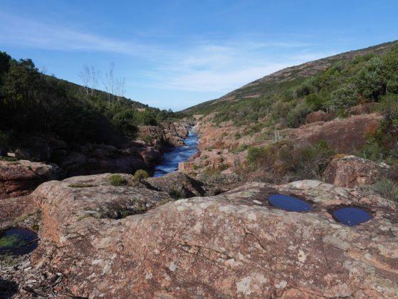 vallée du fango rando