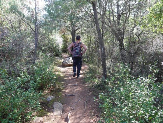 vallée du fango randonnée