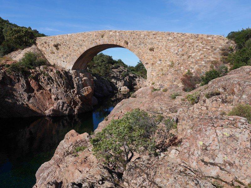 ponte vecchiu vallée du fango