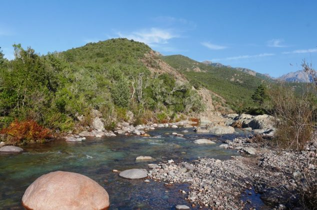 rivière aire de treccia