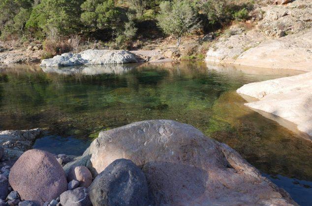 rivière du fango