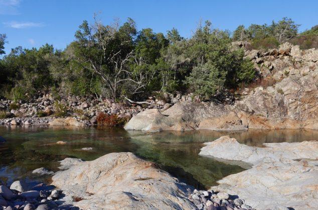 piscine naturelle vallée du fango