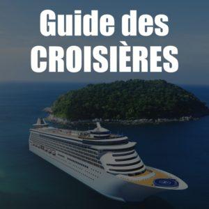 guide croisière
