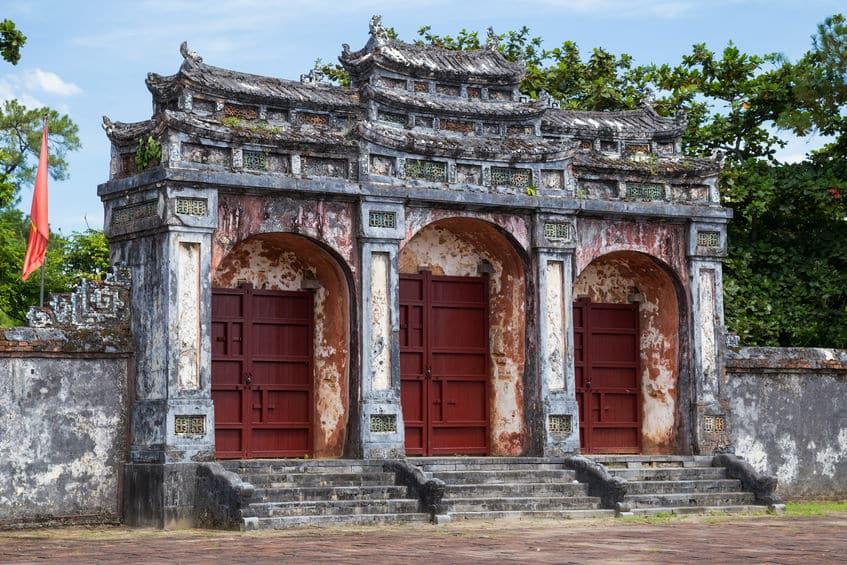 porte Dai Hong Mon