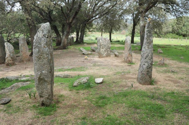 cauria site archéologique