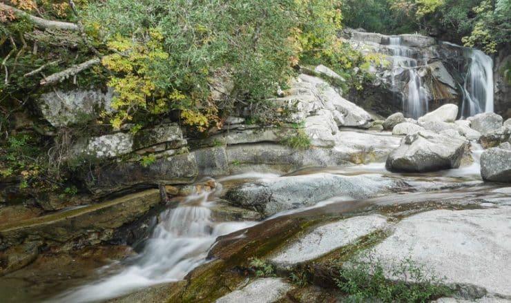 cascade de zicavo