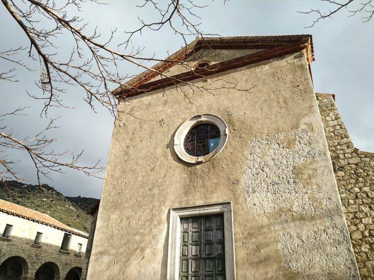 église sainte lucie de tallano