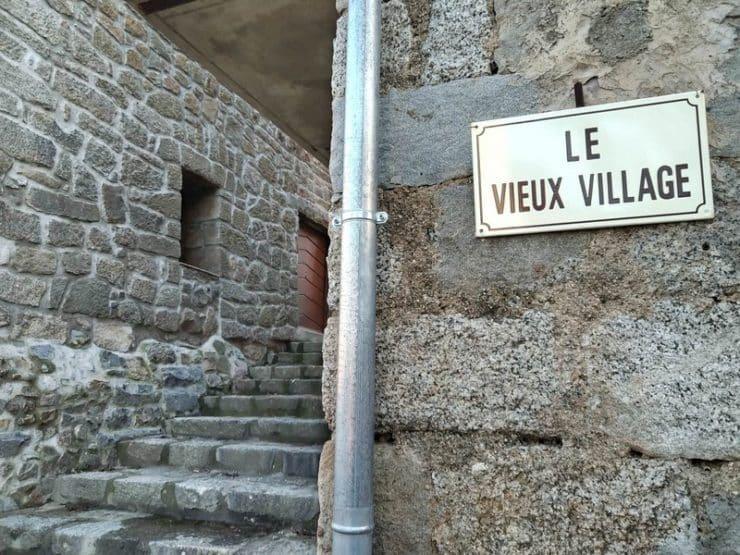 vieux village sainte lucie de tallano