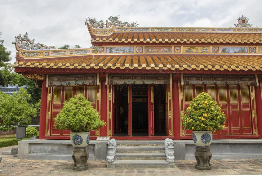 temple To Mieu