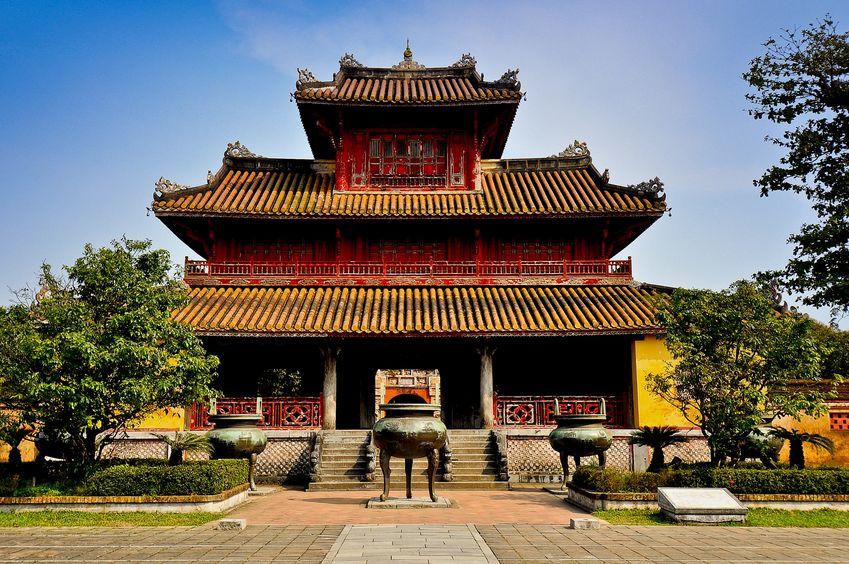 pavillon Hien Lam