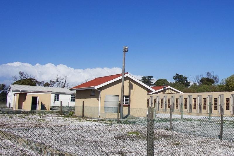 sobukwe Robben Island