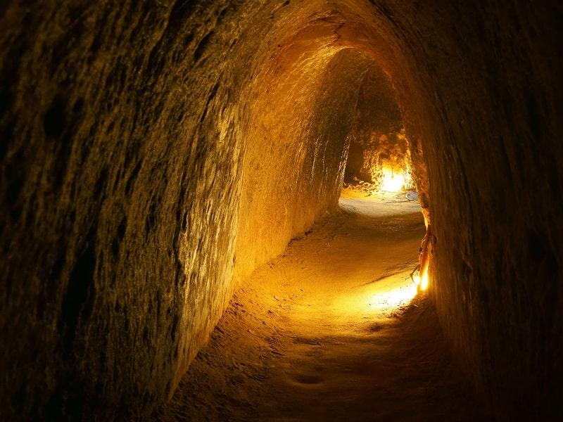 tunnel de cu chi