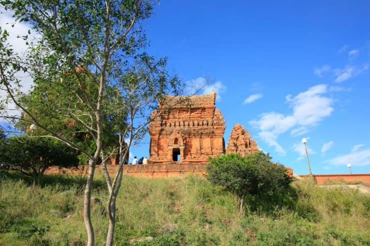 temple po klong garai