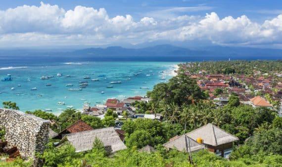 Visiter Nusa Lembongan