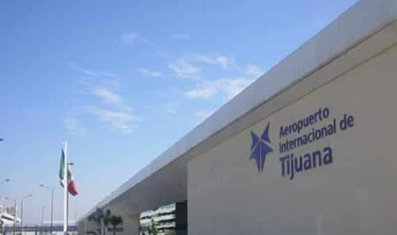 aéroport de tijuana