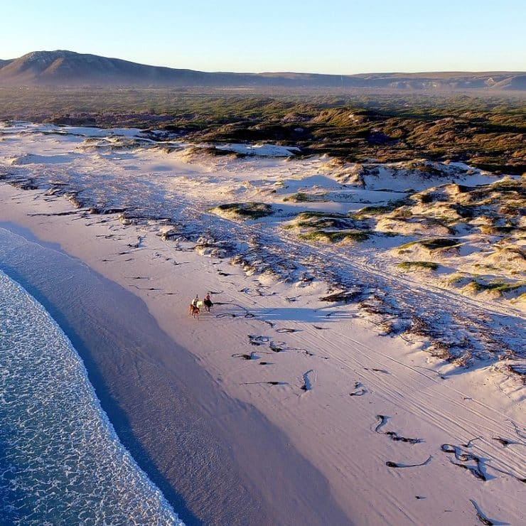 hermanus pearly beach