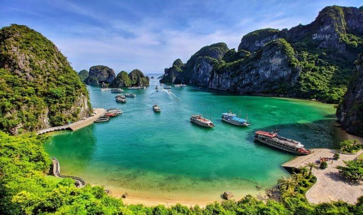 Conseils pour réserver une excursion à la baie de Ha Long
