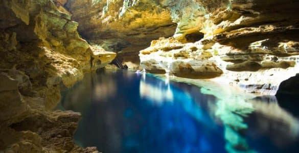 grotte brésilienne