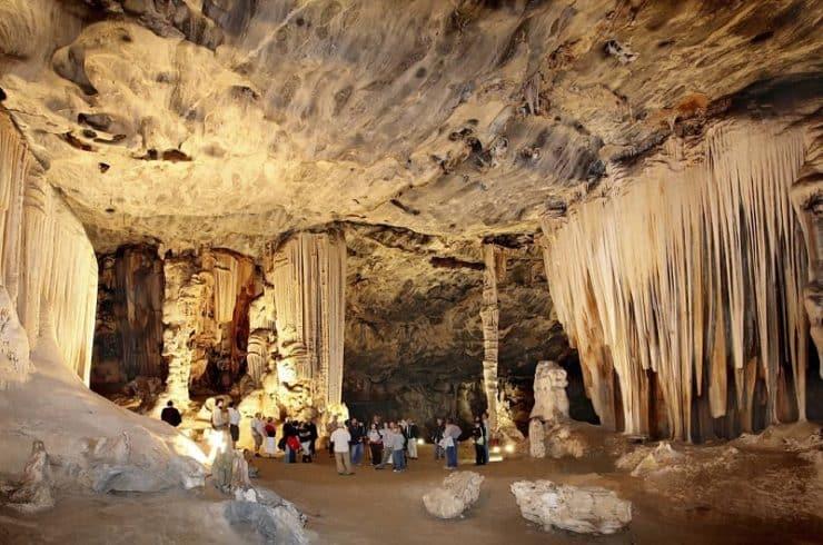 Grottes du Cango visite