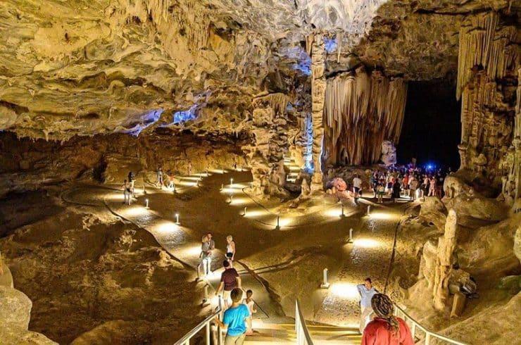 visite Grottes du Cango