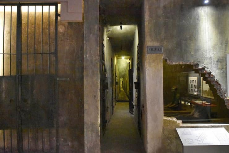 prison hoa lo couloir de la mort