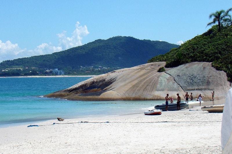 plage ile de campeche