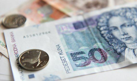 La monnaie en Croatie