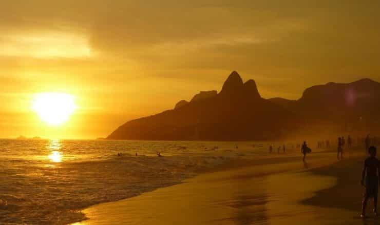 raisons de voyager au brésil